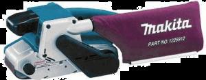 Шлифмашина ленточная сетевая MAKITA 9903