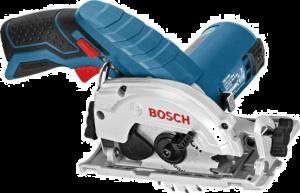 Пила циркулярная аккумуляторная BOSCH GKS 10,8 V-LI без АКБ и ЗУ