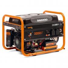 Генератор двухтопливный DAEWOO GDA 3500 DFE