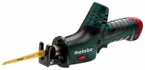 Пила сабельная аккумуляторная METABO ASE PowerMaxx 10.8 без АКБ и ЗУ