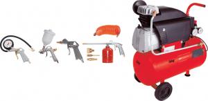 Компрессор поршневой FUBAG AIR MASTER KIT + набор из 6 предметов