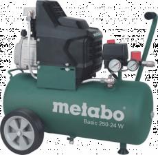 Компрессор поршневой METABO Basic 250-24 W