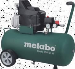 Компрессор поршневой METABO Basic 250-50 W