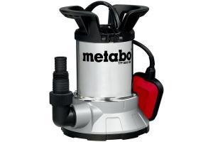 Дренажный насос METABO TPF 6600 SN