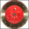Алмазный сегментный диск Сегментный диск            Бетон Master Line 125 мм